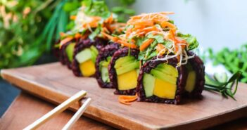 VGN Sushi-plant based-Networker.cl